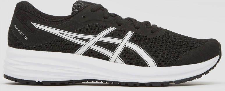 ASICS Patriot 12 hardloopschoenen zwart/wit dames online kopen