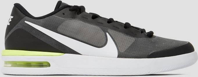 Nike Court Air Max Vapor Wing tennisschoenen zwart/wit/geel online kopen