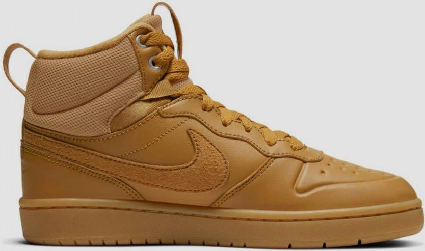 NIKE Court borough boot 2 sneakers bruin kinderen online kopen