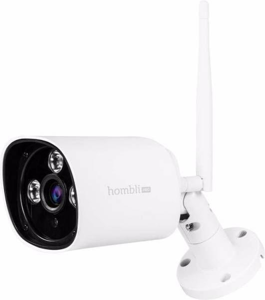 """Hombli Slimme Beveiligingscamera voor buiten """" Wit online kopen"""
