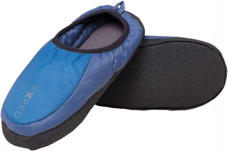 Exped Camp Slipper Pantoffel Marineblauw online kopen