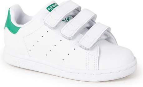Adidas Originals Stan Smith Velcro Baby's Wit Kind