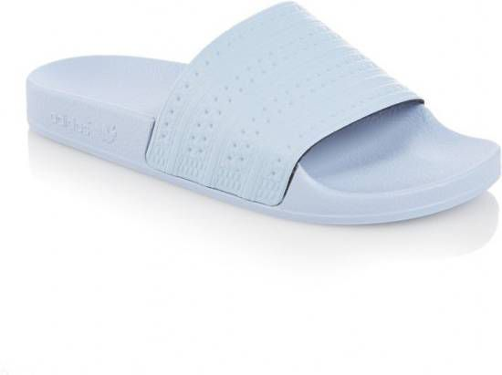 Adidas Originals Adilette Slides Dames Light Blue Dames ...