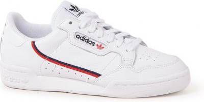 Adidas Originals Continental 80 Heren Zwart Heren
