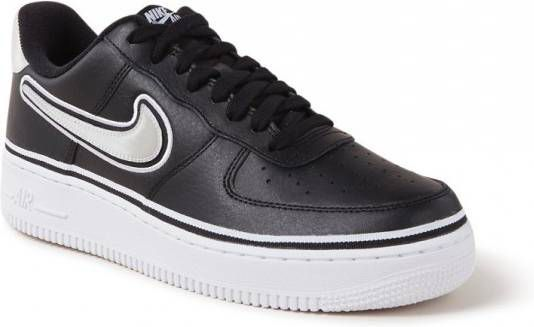 Nike Air Force 1 Low 'NBA' Heren Zwart Heren Vindjeschoen.nl