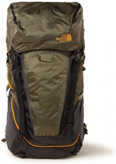 The North Face Terra 55 Trekkingrugzak TNF Dark Grey Heather New Taupe Green | 55 l LXL