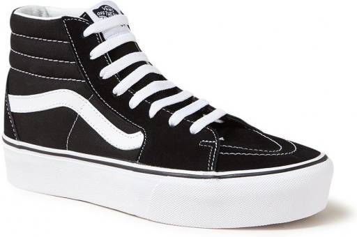 VANS Sk8 Hi Platform sneaker met suède details