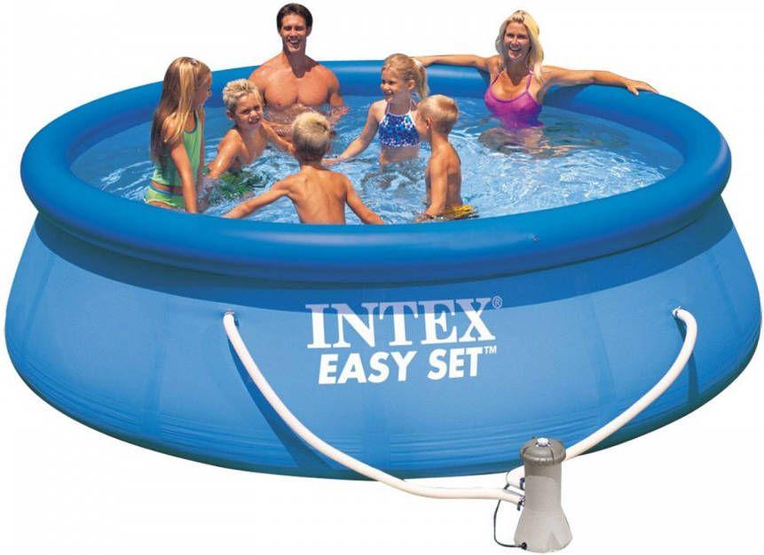 28d91629923c63 Intex Easy Set Pool Set zwembad met waterfilterpomp 366 x 76 cm online kopen