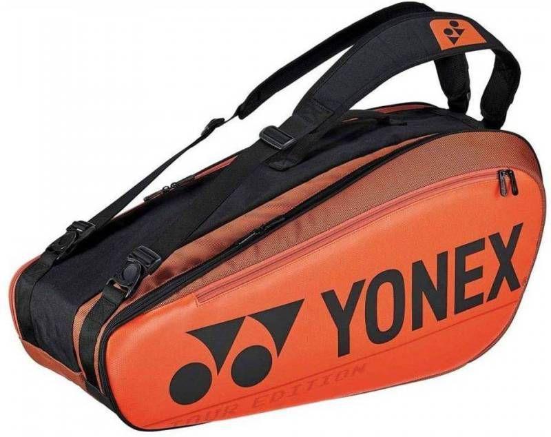 Yonex tennistas Pro Racket 63 liter 78 cm polyester oranje online kopen