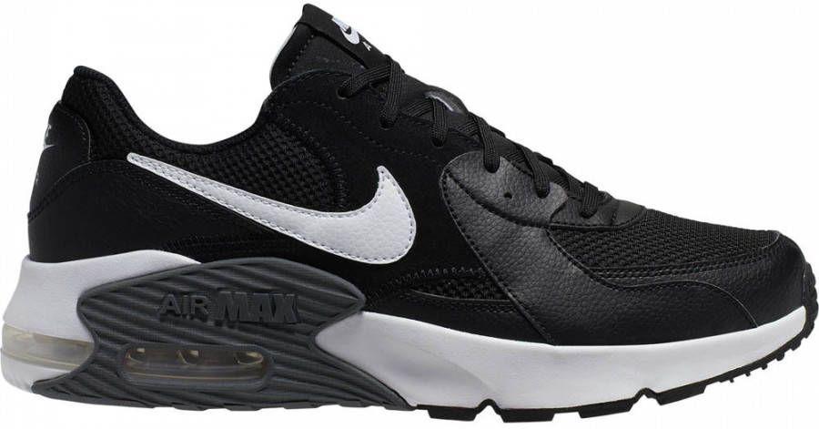 Nike Air Max Excee Sneakers in zwart en wit online kopen