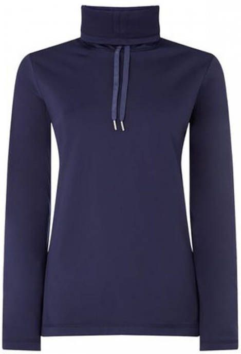 O'Neill skipully Clime Halfzip donkerblauw online kopen