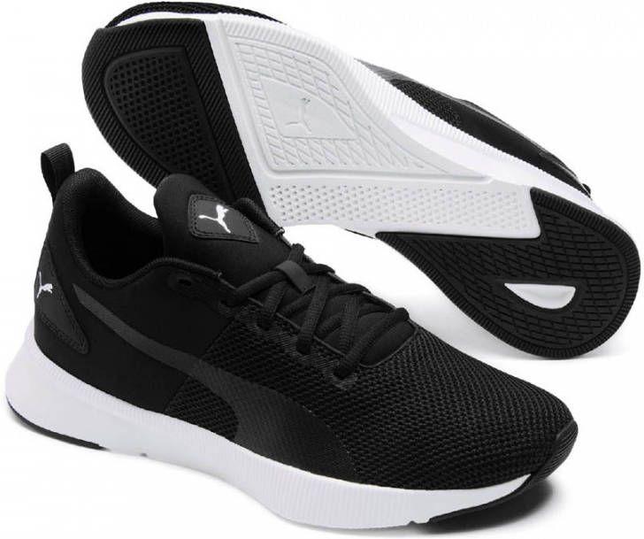 Puma FLYER RUNNER hardloopschoenen zwart/wit online kopen