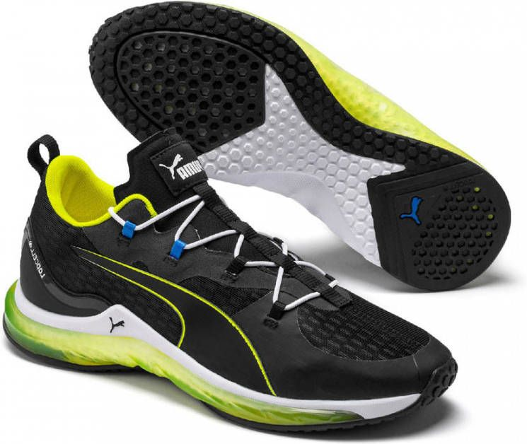 Puma LQDCEL Hydra fitness schoenen zwart/geel online kopen