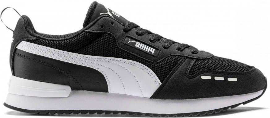 PUMA R78 sneakers zwart/wit heren online kopen