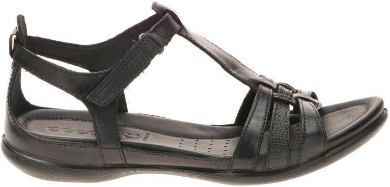 Ecco Flash Sandaal Dames GrijsZilver