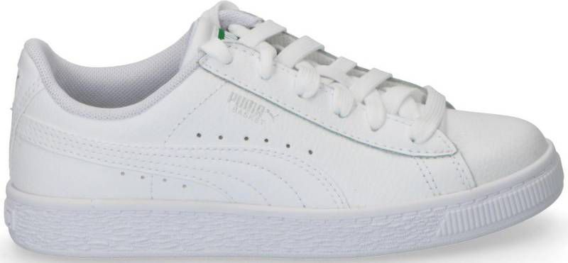 a663562be75 Witte Lage Sneakers Puma Basket Classic - Frontrunner.nl