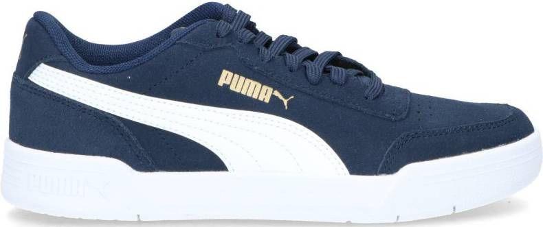 Puma Caracal SD Jr sneakers donkerblauw online kopen
