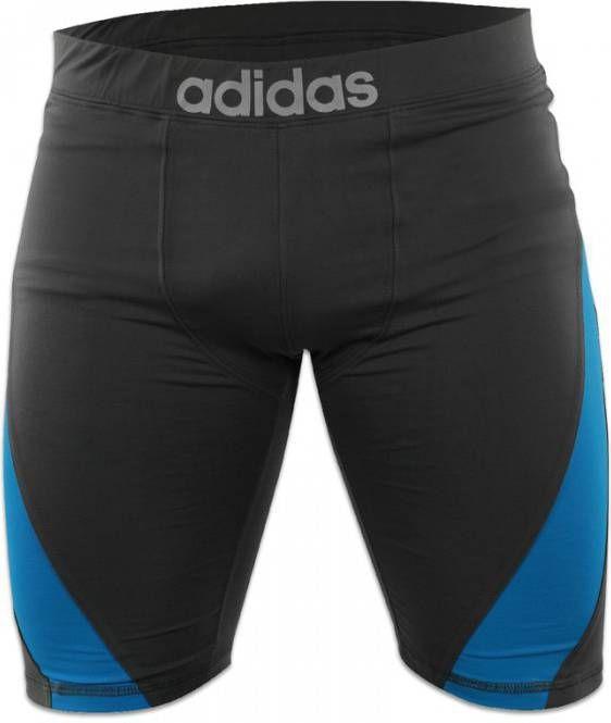 Adidas short Grappling heren grijs maat L Vindjeschoen.nl