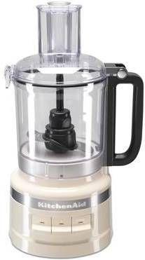 KitchenAid Foodprocessor keukenmachine 2,1 liter 5KFP0919 Amandelwit online kopen