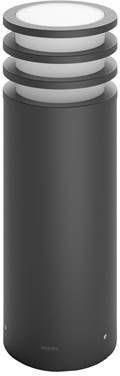 Philips Hue Lucca Outdoor Sokkellamp MA 1740293P0 Antraciet online kopen