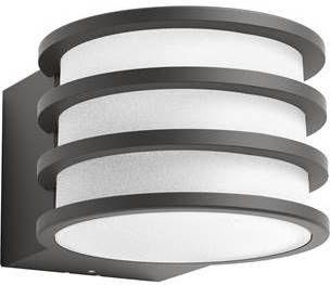 Philips Hue Lucca Outdoor Wandlamp MA 1740193P0 Antraciet online kopen