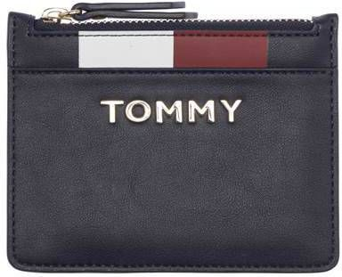 d37bcf86d32 Portemonnee Tommy Hilfiger BI-MATERIAL EXTRA CC AND COIN ...