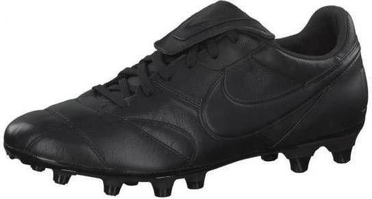 Nike Premier II FG Voetbalschoen (stevige ondergrond) Zwart