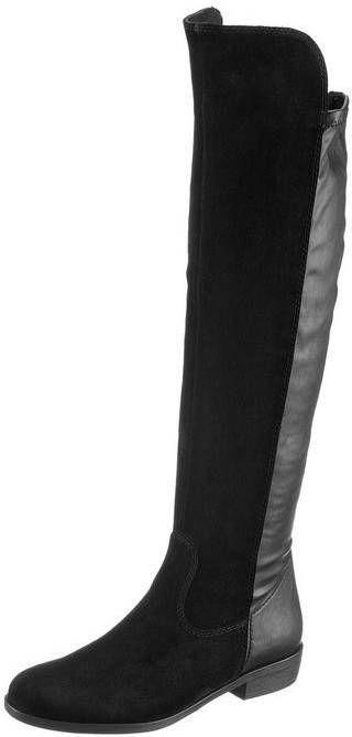 Overknee Laarzen Zwart Tamaris