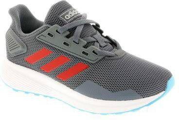 Adidas Performance Duramo 9 Duramo 9 sportschoenen grijs/rood kids online kopen