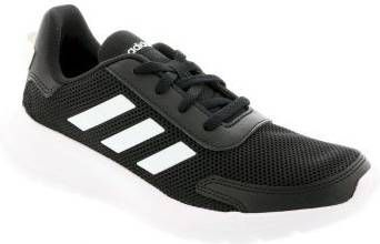 Adidas Performance Tensaur Run K hardloopschoenen zwart/wit kids online kopen