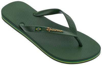 Ipanema Classic Brazil Slipper Heren Groen online kopen