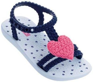 Ipanema Slipper kids my first dark blue pink-schoenmaat 21 online kopen