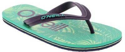 O'Neill Profile Summer Sandals teenslippers blauw/mintgroen online kopen