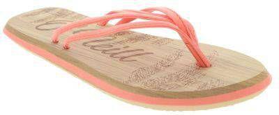 O'Neill Ditsy Sandals teenslippers oranje online kopen