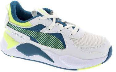 Puma RS-X Hard Drive PS sneakers wit/geel/groen online kopen