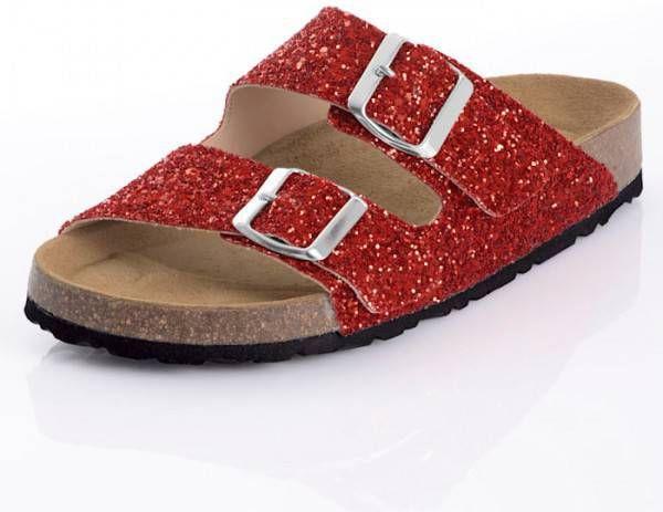 Muiltje Alba Moda Rood online kopen