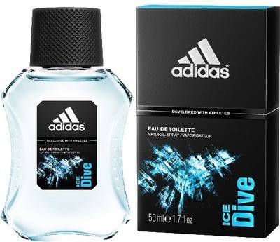 Adidas Ice Dive Parfum 50 Ml Eau De Toilette (50ml)