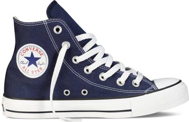 Converse Chuck Taylor All Star Hi Heren Blauw Heren