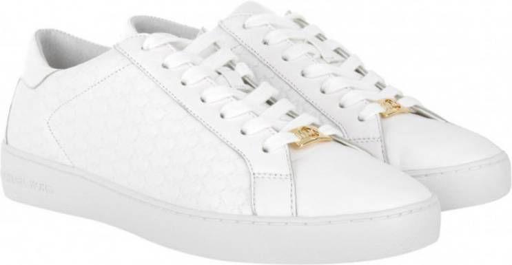 Michael Kors White Colby sneakers online kopen