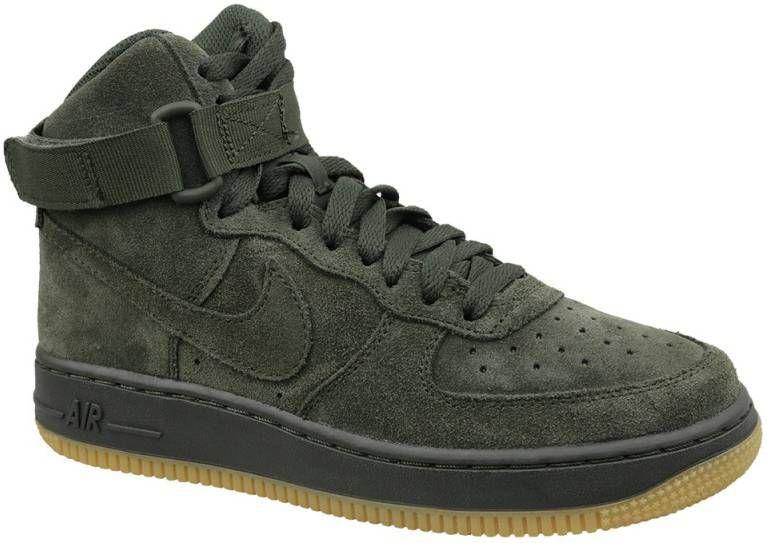 Skateschoenen Nike Air Force 1 High LV8 Gs 807617 300