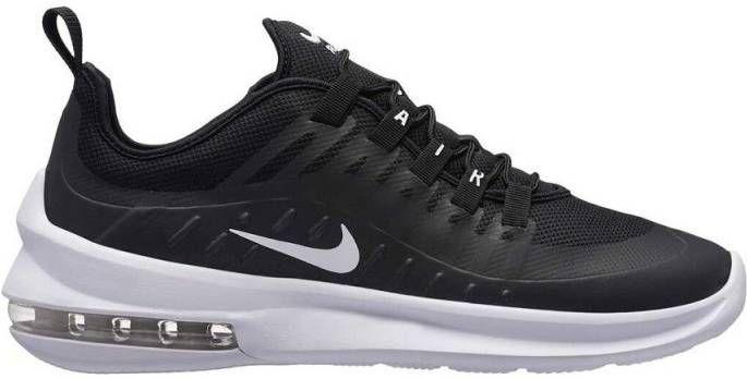 Air max axis sneakers zwart/wit heren