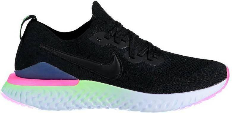 Zwarte Dames Nike Sport schoenen kopen? Vergelijk op