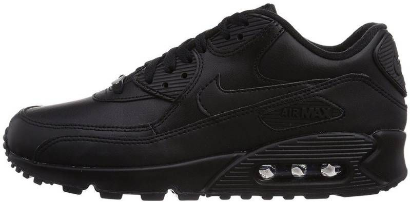 Nike Air Max 90 Leather 302519 001 Zwart 44.5 maat 44.5