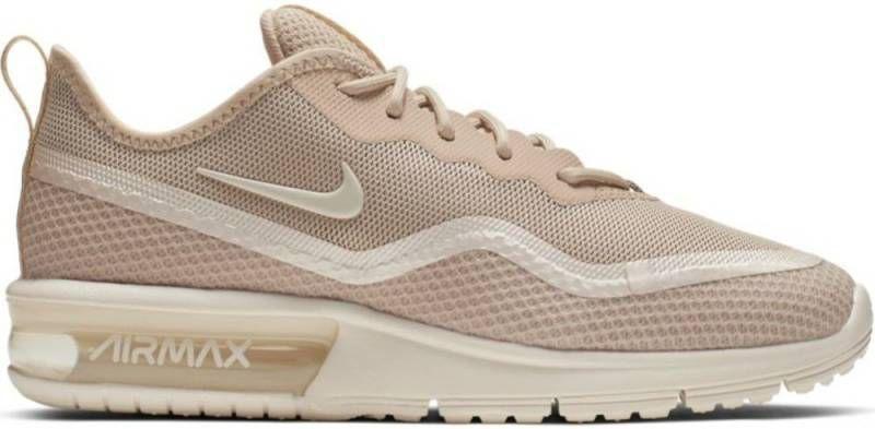 Nike Air Max Sequent 4.5 Dames Crème Dames