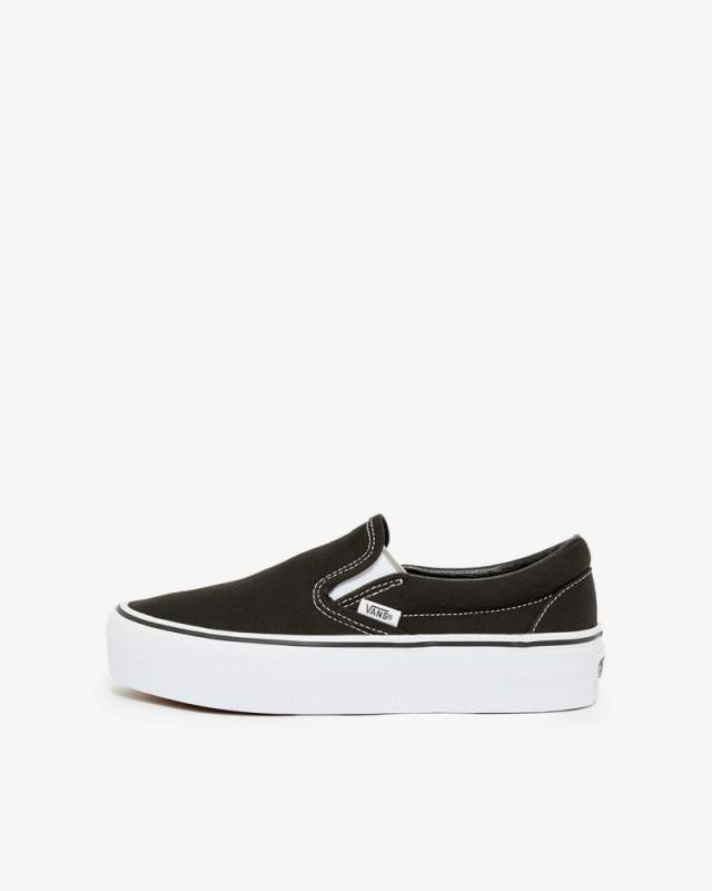 Instappers Vans SLIP ON PLATFORM