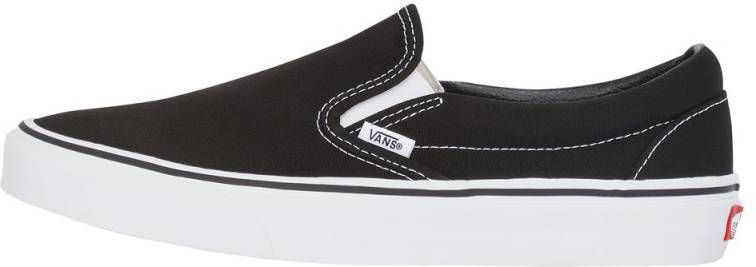 Vans Classic Slip-On Trainers Black UK 11