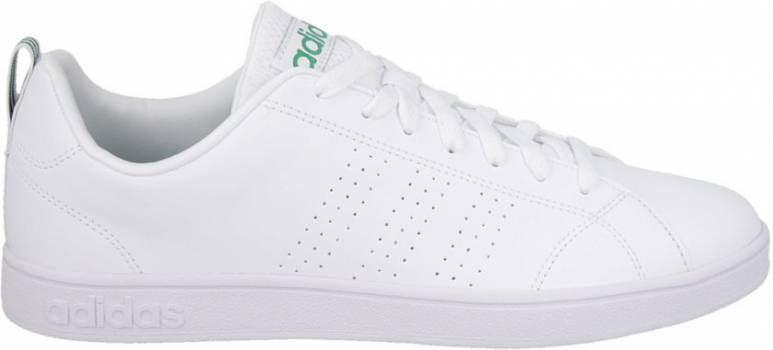 adidas cloudfoam advantage clean sneakers grijs heren