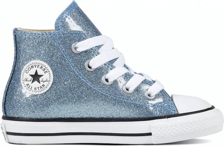 Converse All Stars 761945C Glitter Blauw-21 maat 21 ...