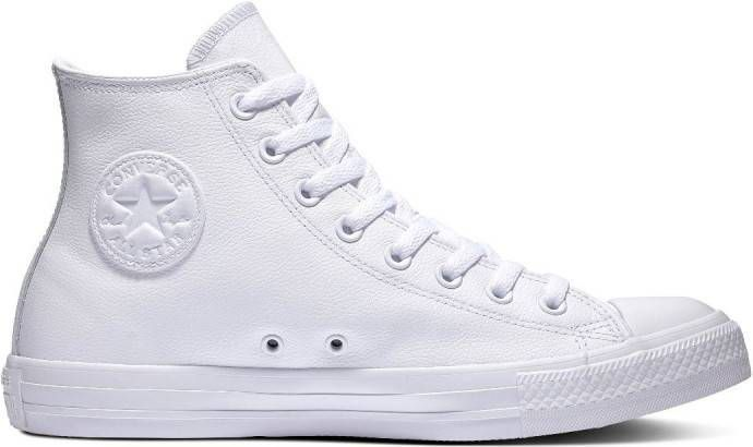 Converse leather All Star boots KOOPJE Dames (Half) hoge laarzen