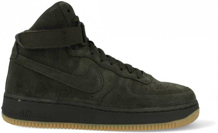 Nike Air Force 1 Hoog 807617-300 Groen-38.5 maat 38.5